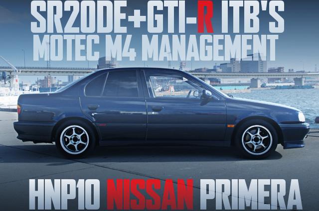GTI-R ITB SR20 PRIMERA