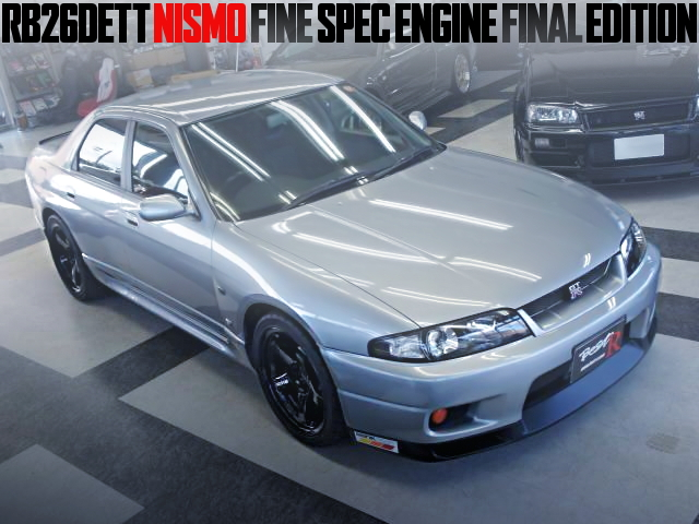 R33 SKYLINE 4DOOR GTR AUTECH