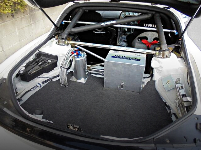 FD3S RX7 TRUNK ROOM