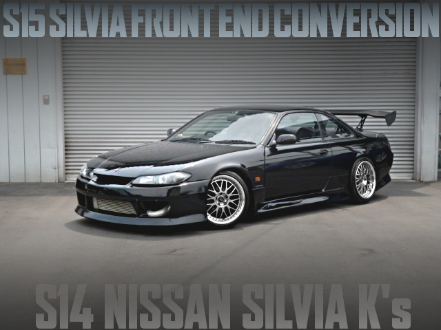 S15 FRONT END CONVERSION