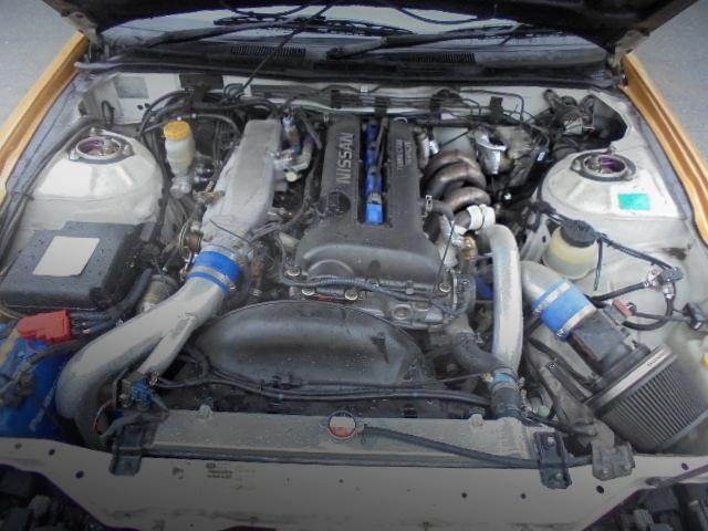 BLACKTOP SR20DET ENGINE