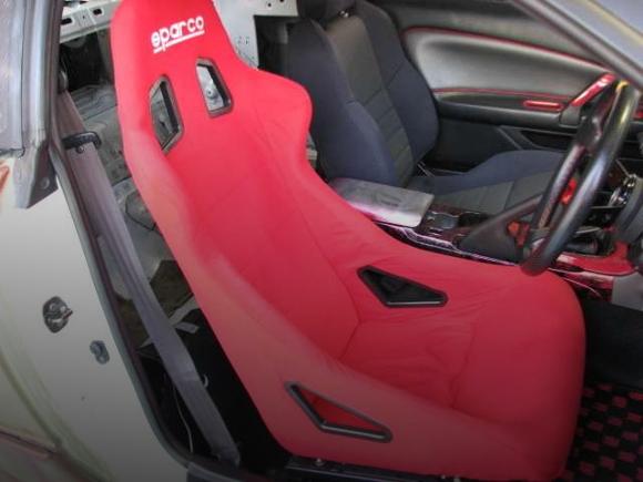 S15 SILVIA BUCKET SEAT