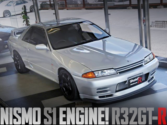 NISMO S1 R32GTR