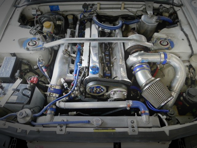 RB26 TRUST T78 TURBO