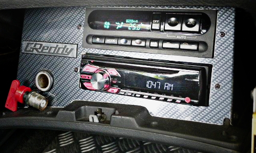 AC AUDIO PANEL R32GTR