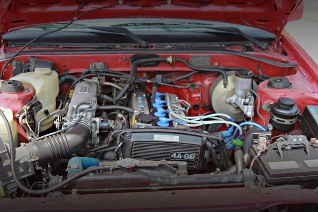 4AG 1600cc ENGINE