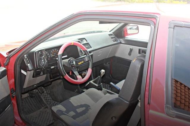 USA AE86 INTERIOR