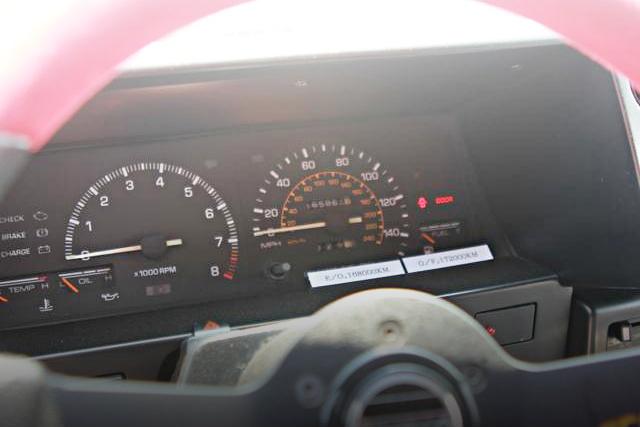 USA AE86 METER