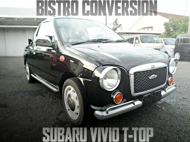 BISTRO CONVERSION VIVIO T-TOP