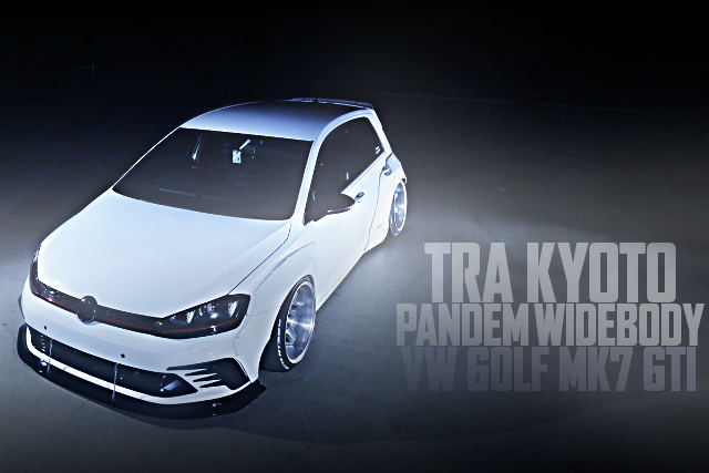 PANDEM WIDEBODY VW GOLF