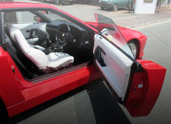 FERRARI REPLICA INTERIOR