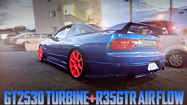 GT2530 TURBINE RPS13 180SX