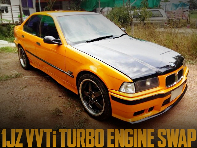 1JZ VVTi TURBO E36 BMW318i