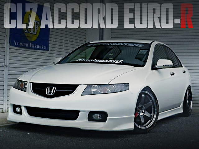 TRACK STANCE ACCORD EURO-R