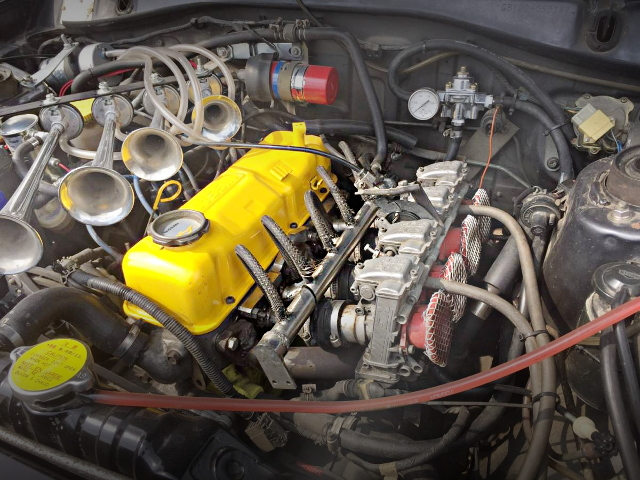 A12 ENGINE FCR CARBURETOR