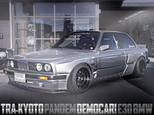 TRA PANDEM E30 BMW