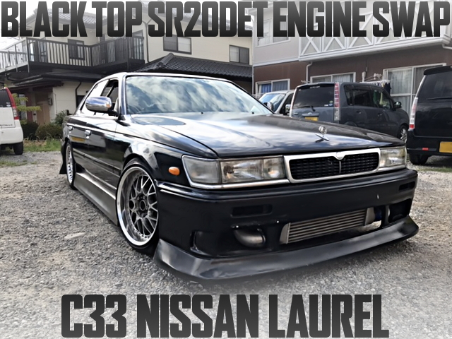 SR20DET SWAP C33 LAUREL