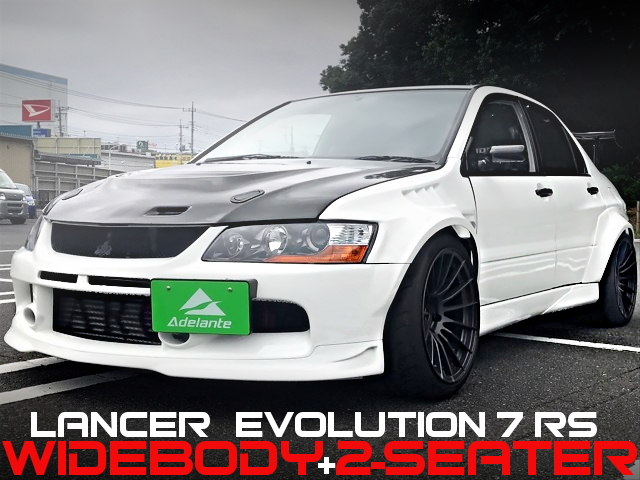 CT9A EVO7 RS WIDEBODY