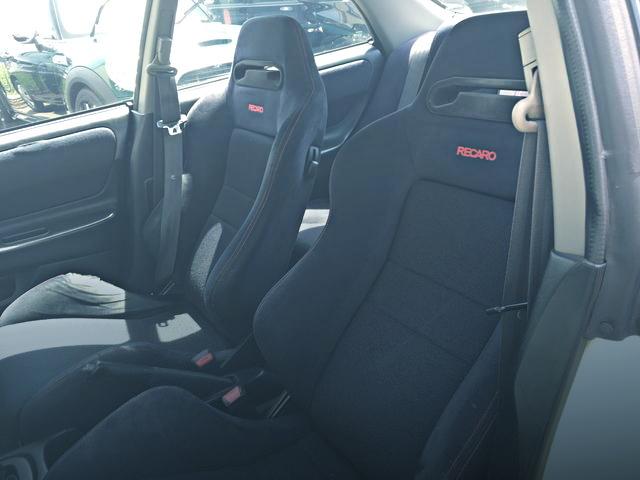 RECARO SEAT INTERIOR DB8R