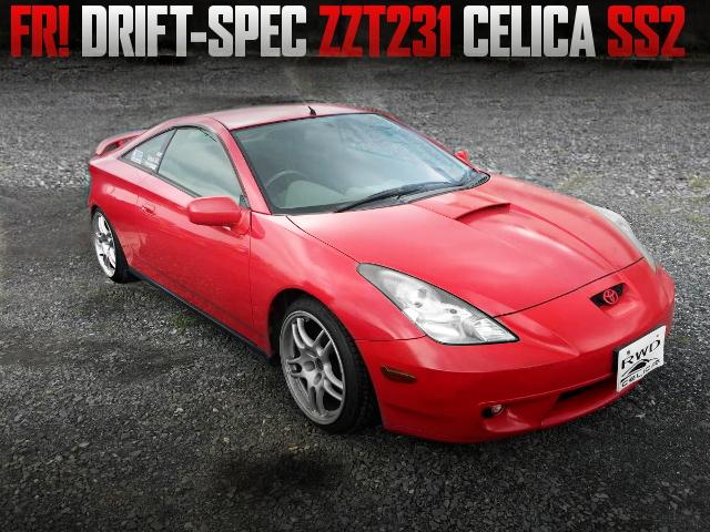FR DRIFT SPEC ZZT231 CELICA