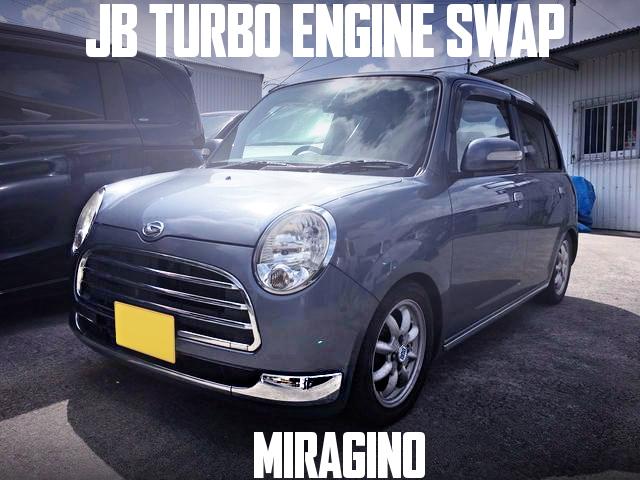 JB TURBO SWAP MIRAGINO