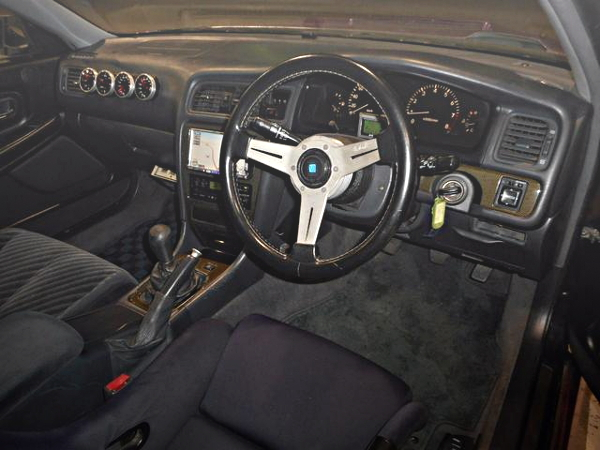 INTERIOR STEERING JZX100 CHASER