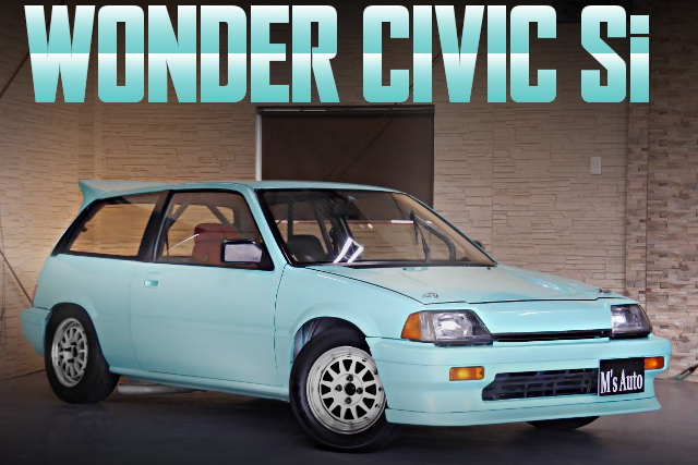 ZC ENGINE WONDER CIVIC SI