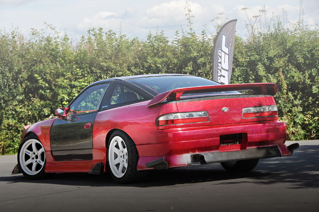 REAR EXTERIOR S13 SILVIA TAIL 180SX