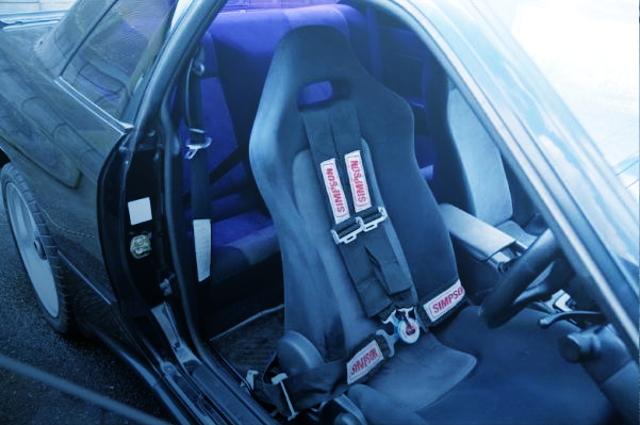 DRIVER BUCKET SEAT R32 GT-R