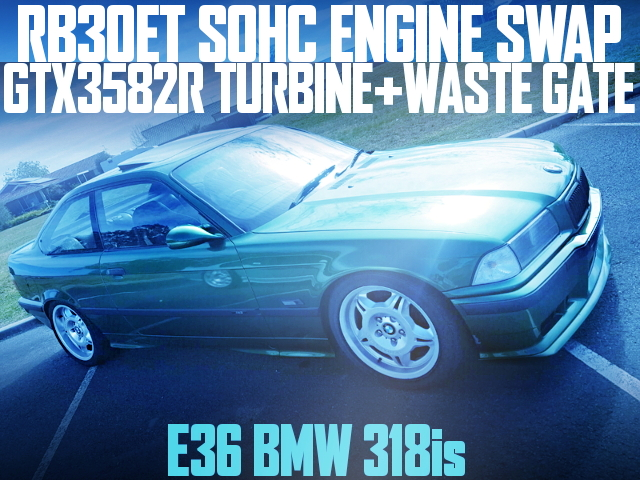 RB30ET SOHC ENGINE E36 BMW318is