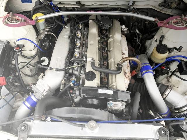 RB25DET GT-RS TURBO ENGINE