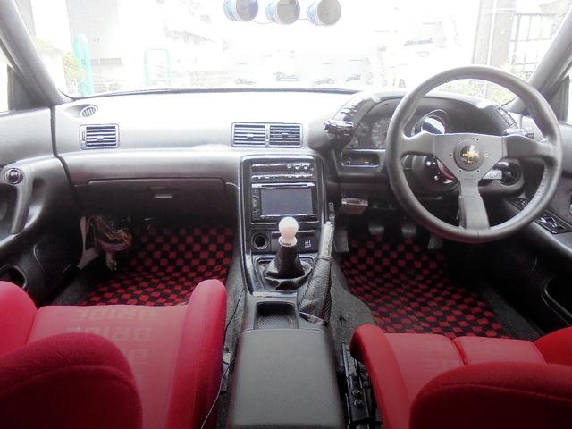 INTERIOR STEERING METER R32 GTR