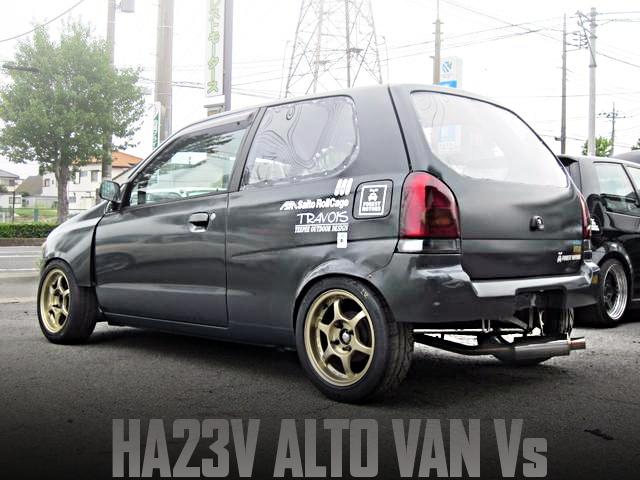 HA23V ALTOVAN RACING CAR