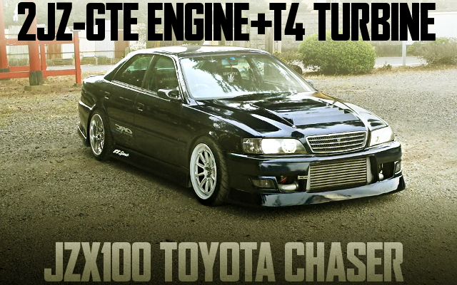 2JZ SWAP JZX100 CHASER