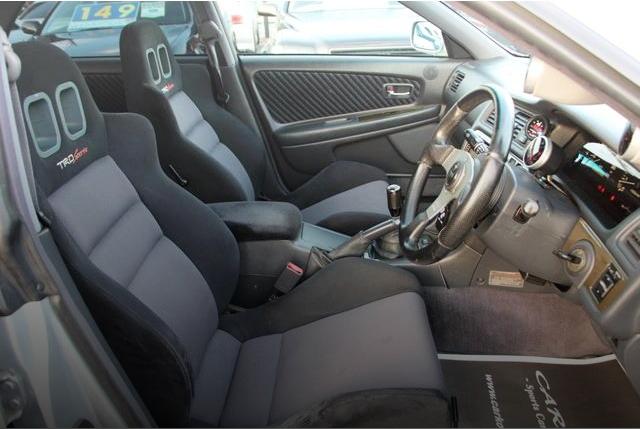INTERIOR TRD BUCKET SEAT