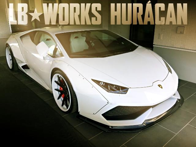 LB-WORKS HURACAN
