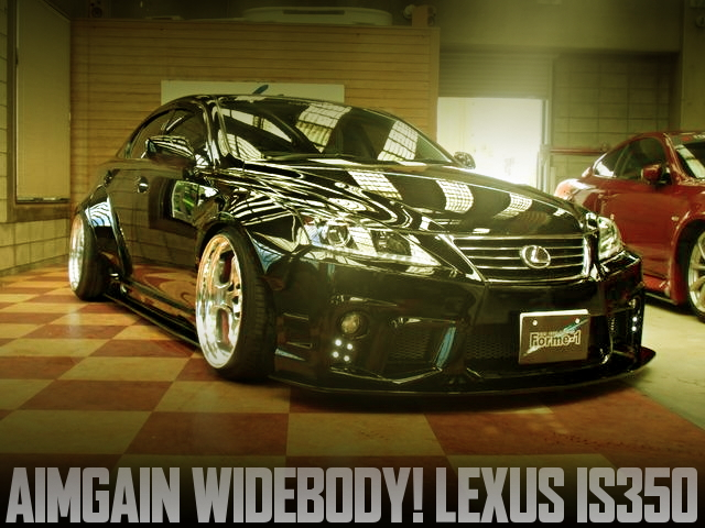 AIMGAIN WIDEBODY LEXUS IS350