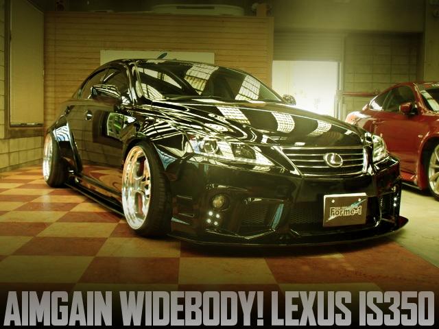 AIMGAIN WIDEBODY LEXUS IS350