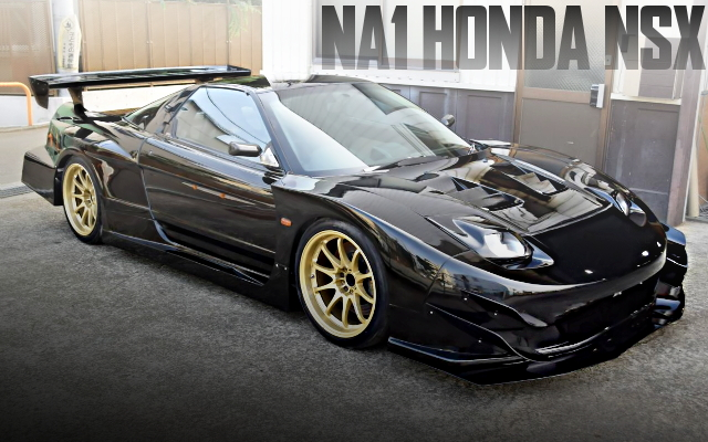 GT WIDE BODY NA1 HONDA NSX