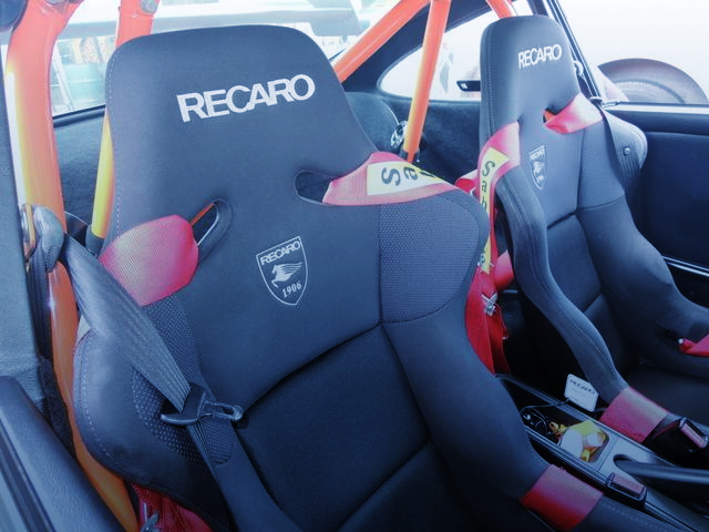 RECARO SEAT ROLLBAR INTERIOR