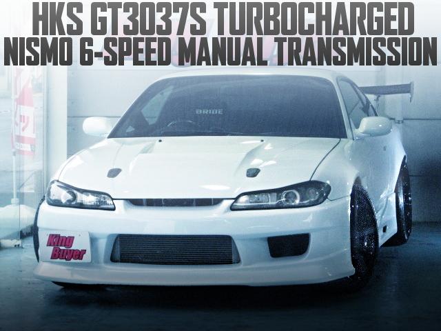 GT3037S TURBINE NISMO 6MT S15 SILVIA