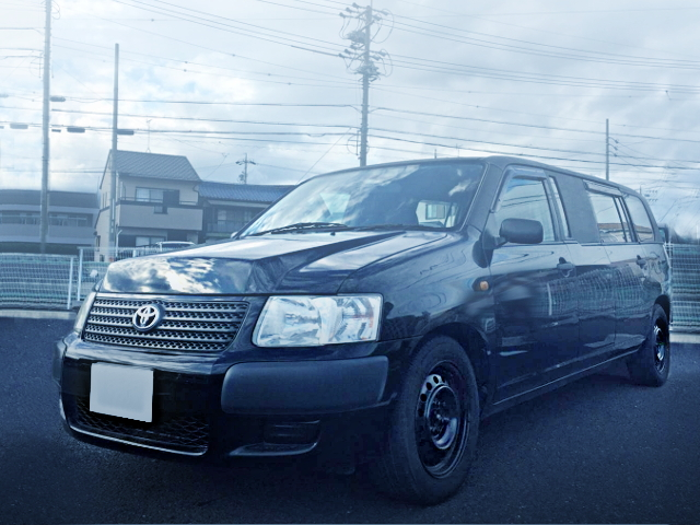 FRONT SIDE EXTERIOR TOYOTA SUCCEED