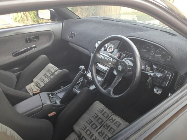 INTERIOR SILEIGHTY 180SX
