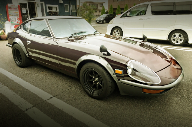 FRONT EXTERIOR S30Z 240ZG
