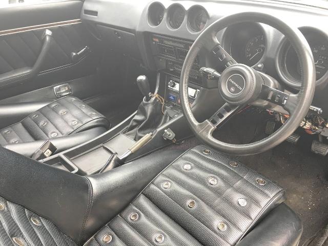 INTERIOR S30Z 240ZG