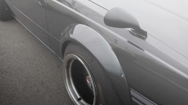 FRONT FENDER ARCH