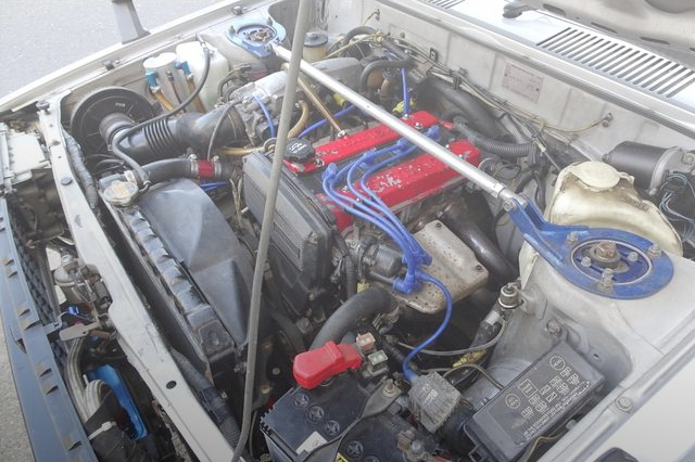 16-VALVE 4A-GE 1600cc ENGINE SWAP