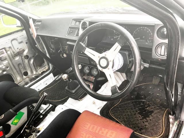 INTERIOR STEERING AE86 LEVIN