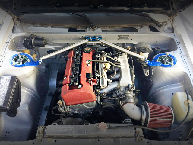 S2000 F22C VTEC ENGINE SWAP