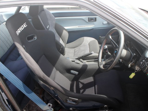 INTERIOR BRIDE FULL-BUCKET SEAT